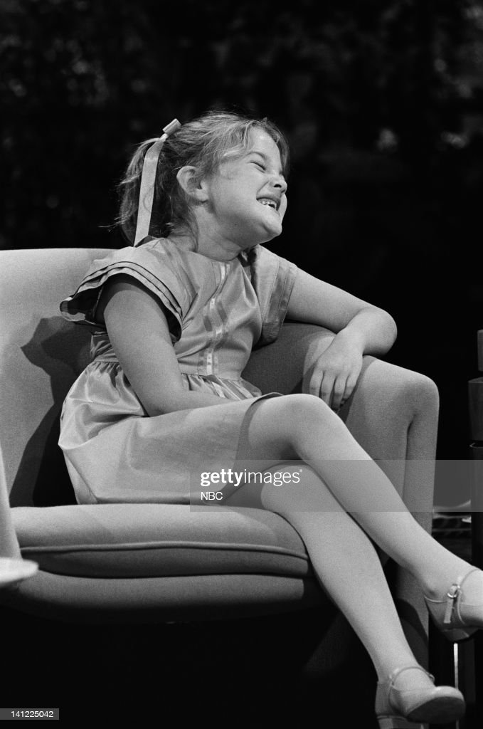CARSON -- Air Date -- Pictured: Actress Drew Barrymore -- Photo by: Gene Arias/NBCU Photo Bank