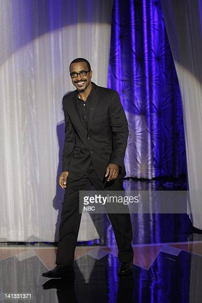 Air Date -- Episode 62 -- Pictured: Actor/comedian Tim Meadows arrives on September 9, 2009 -- Photo by: Paul Drinkwater/NBCU Photo Bank