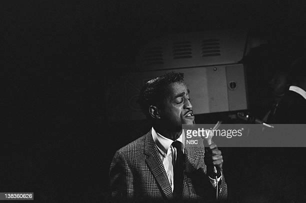 Air Date -- Pictured: Actor/singer Sammy Davis, Jr. On September 17, 1965
