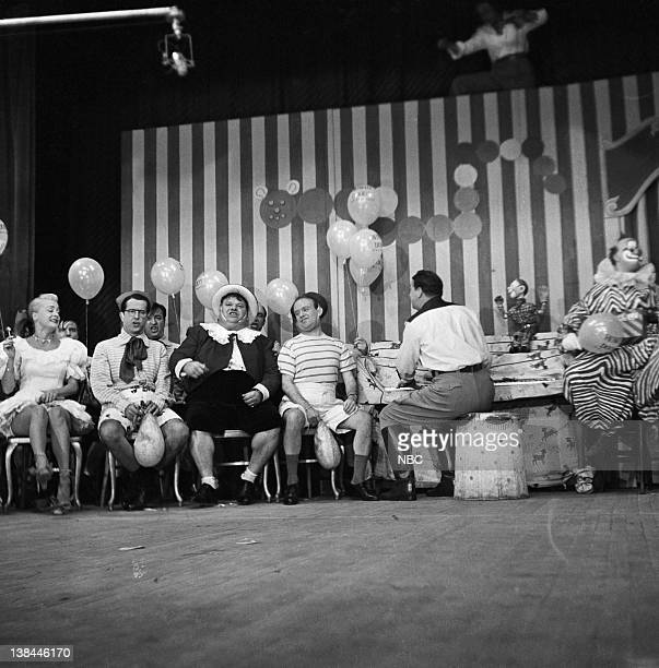 THEATER Air Date Pictured June Havoc Fatso Marco Bob Smith Bob Keeshan as Clarabell the Clown