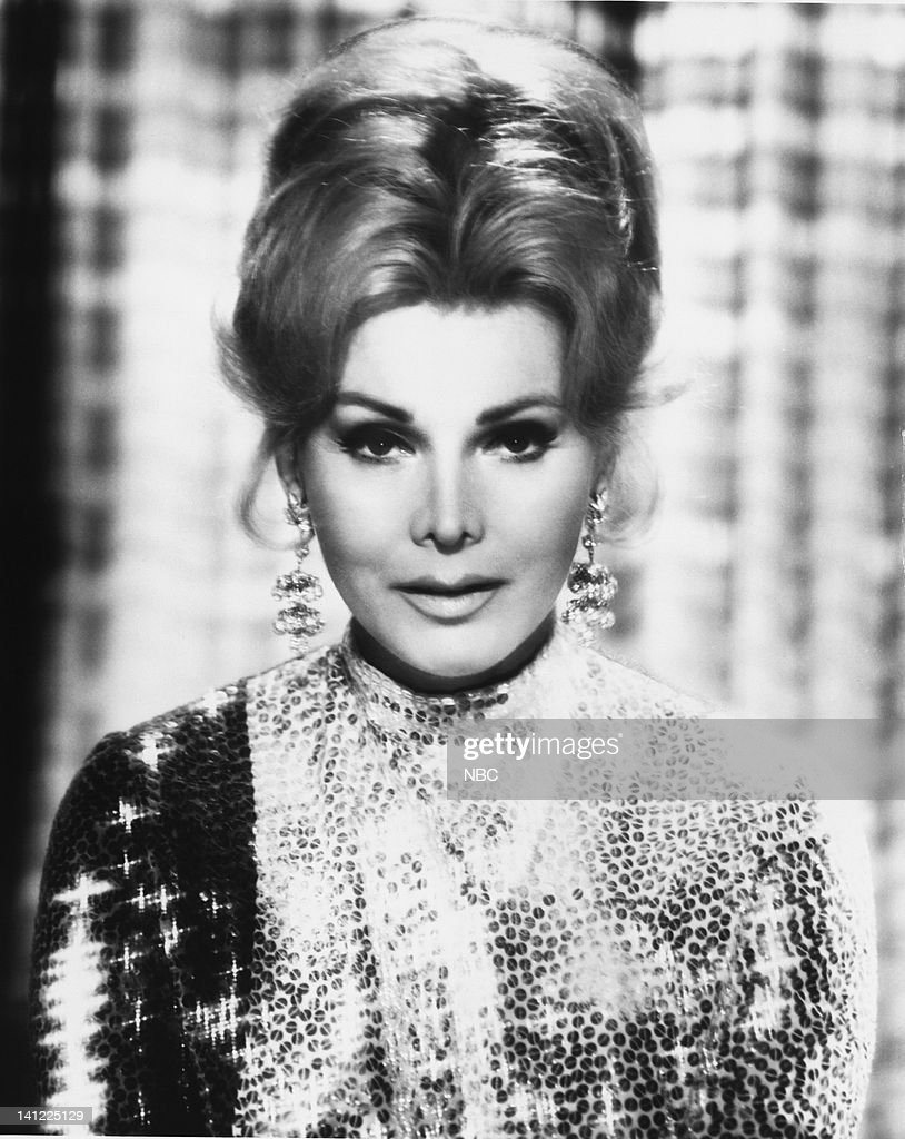 DROPPERS -- Air Date -- Pictured: Actress Zsa Zsa Gabor -- Photo by: NBCU Photo Bank