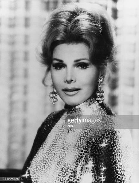 DROPPERS Air Date Pictured Actress Zsa Zsa Gabor Photo by NBCU Photo Bank