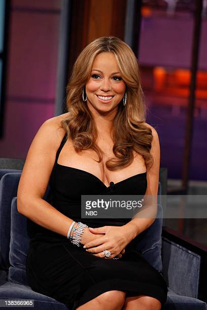 SHOW Air Date Episode 36 Pictured Musician Mariah Carey during an interview on November 2 2009