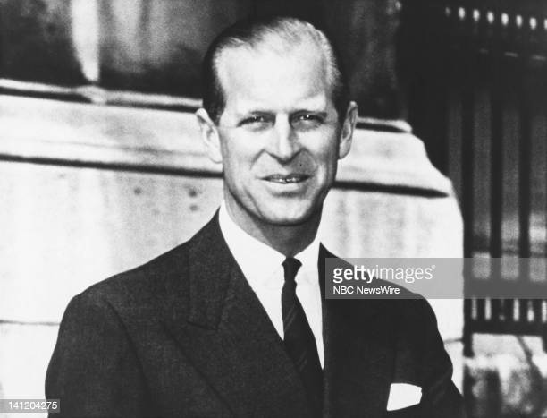 Air Date -- Pictured: His Royal Highness Prince Philip, Duke of Edinburgh -- Photo by: NBC NewsWire