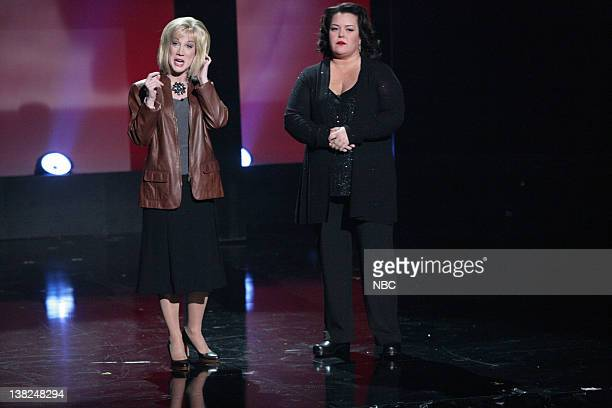 LIVE Air Date Kathy Griffin Rosie O'Donnell Pictured Kathy Griffin and Rosie O'Donnell perform during the NBC Special Rosie Live on November 26 2008