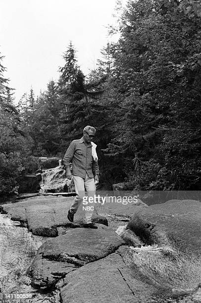 PLACES Air Date Pictured Host/actor Paul Newman in the White Mountain National Forest near Pinkham Notch NH during the filming of the documentary...
