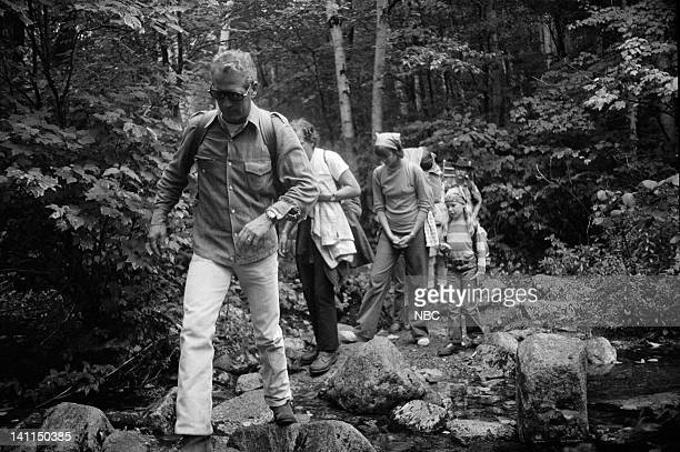 PLACES Air Date Pictured Host/actor Paul Newman producer Lee Mendelson unknown Clea Newman in the White Mountain National Forest near Pinkham Notch...