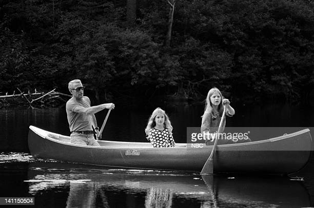 PLACES Air Date Pictured Host/actor Paul Newman with daughters Clea Newman Lissy Newman in the White Mountain National Forest near Pinkham Notch NH...