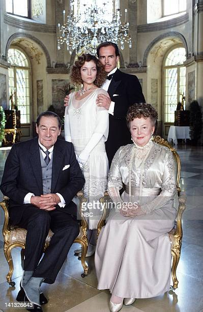 Amy Irving as Anna Anderson Jan Niklas as Prince Erich Rex Harrison as Grand Duke Cyril Romanov Olivia de Havilland as Dowager Empress Maria Photo by...