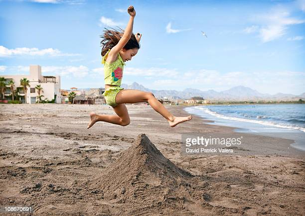 air flight - girl mound stock pictures, royalty-free photos & images