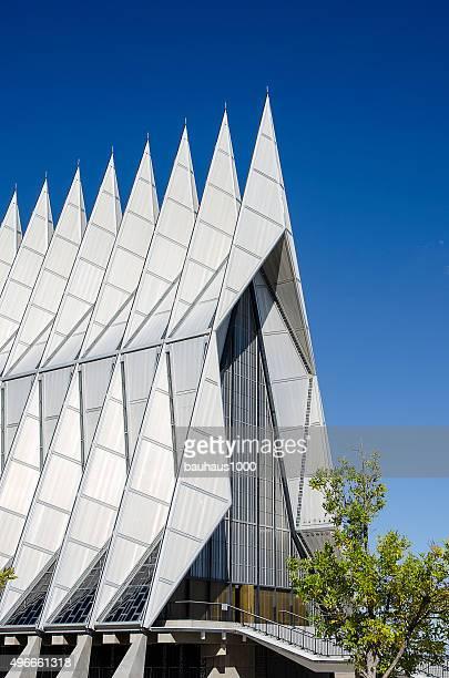 Chapelle de l'US Air Force Academy à Colorado Springs