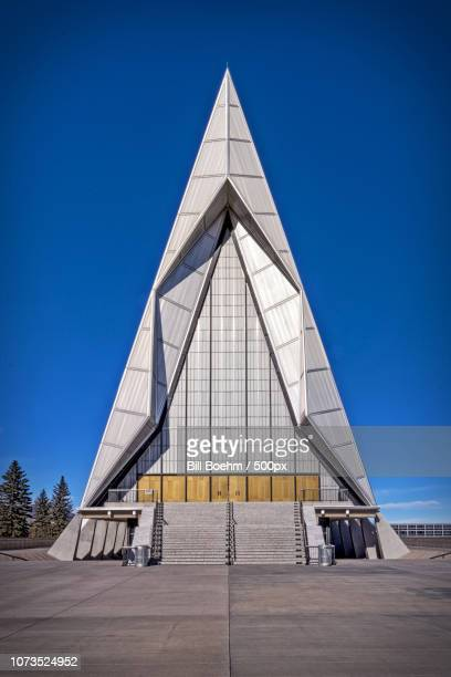 Air Force Academy Chapel Master