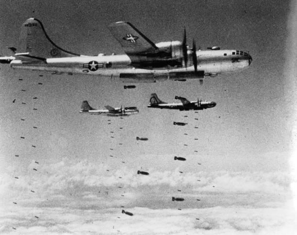 Dropping Bombs Wall Art