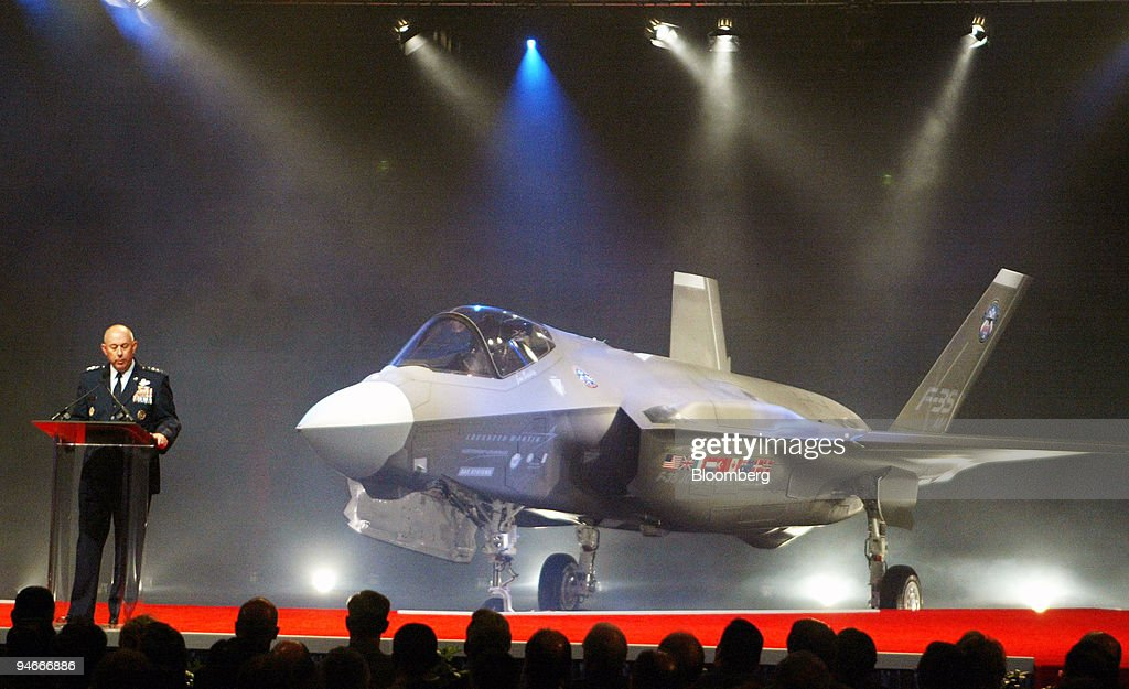 U.S. Air Force Chief of Staff General Michael T. Moseley nam : News Photo