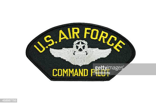 US Air Force Command Pilot Patch