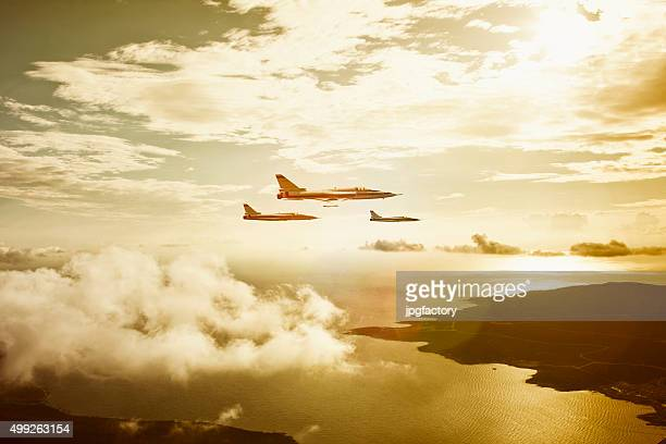 Combattants de l'US air force