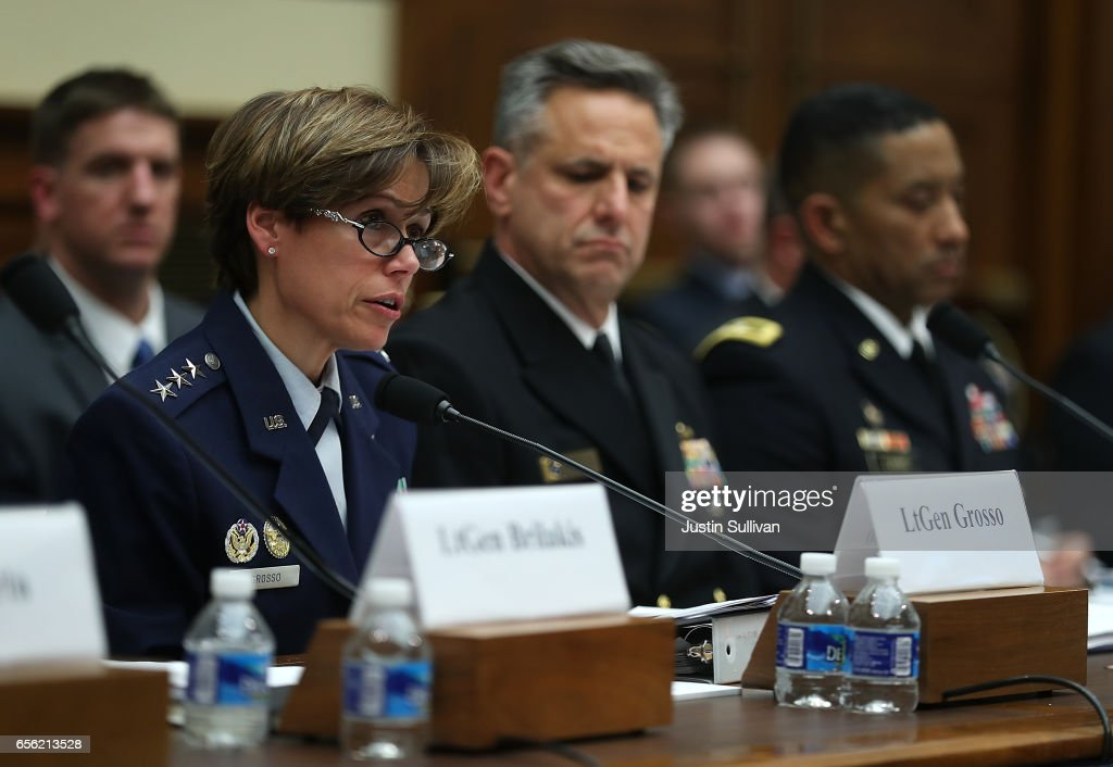 AF to Congress: Readiness depends on strong, resilient