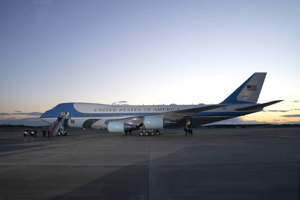 MD: President Trump Holds Departure Ceremony Before Florida Travel
