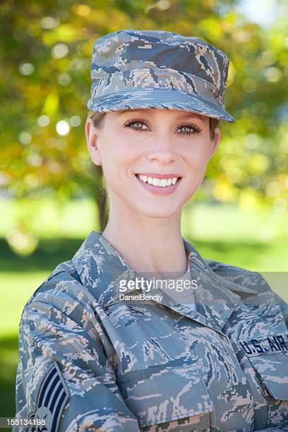 US Air Force serie: American Airwoman all'
