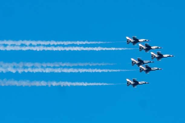 NY: Fourth Of July Military Flyover