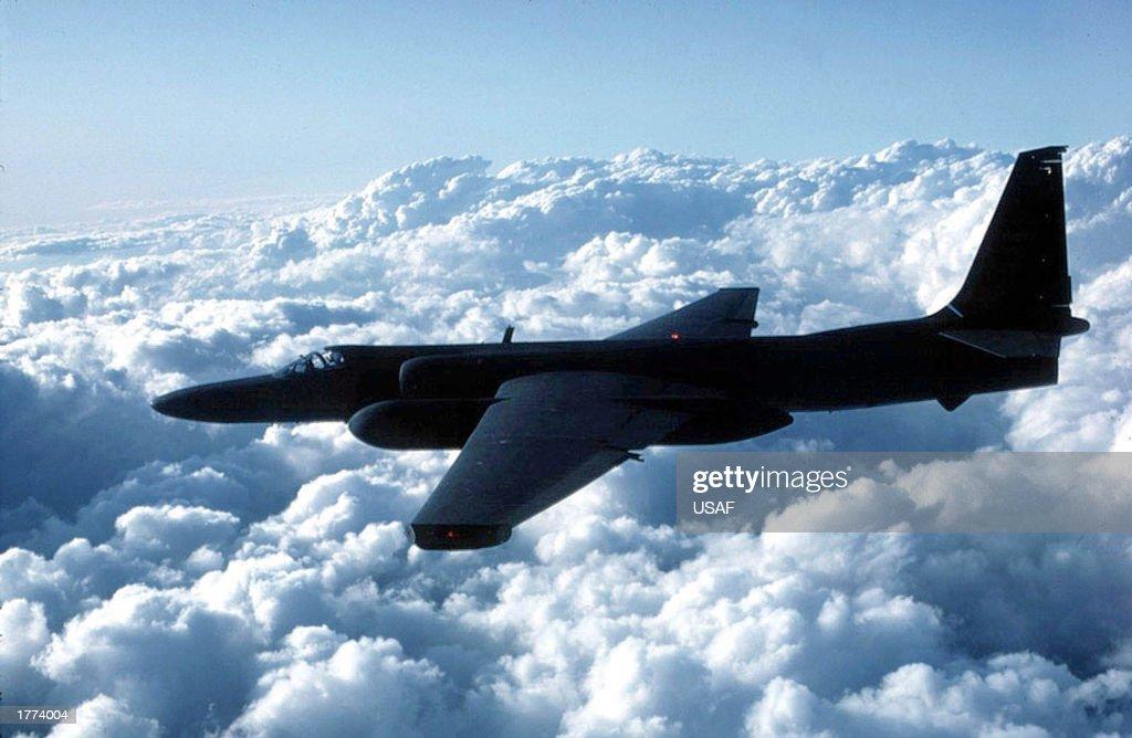 Iraq To Allow U-2 Spy Plane Surveillance  : News Photo