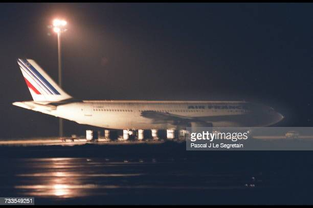 Air France Airbus Hijacked By The G.I.A.