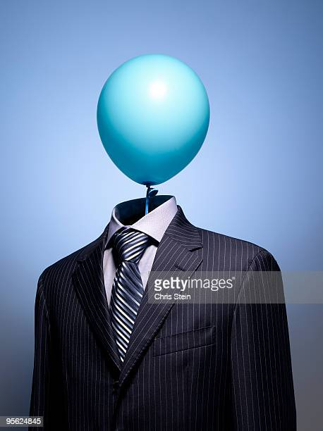 Air Head Business Man