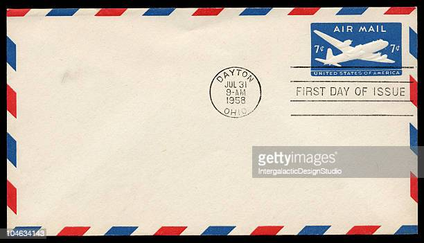 Air Mail-Cover