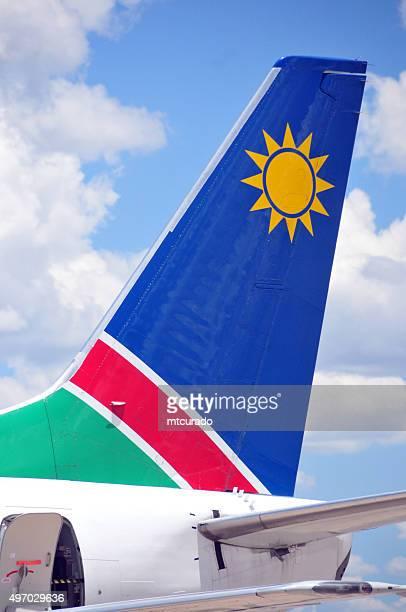 Air Namibia Flugzeug-tail-Schnittform