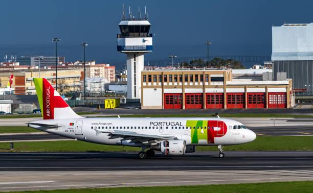CS-TTI TAP - Air Portugal Airbus A319-111