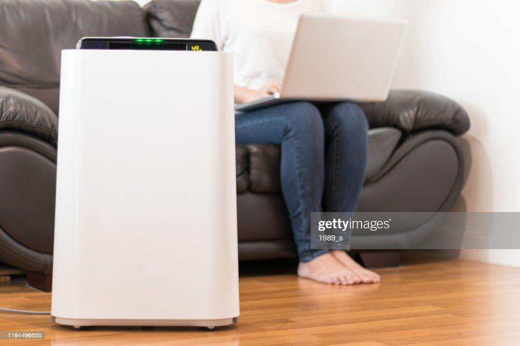 Air purifier : Stock Photo