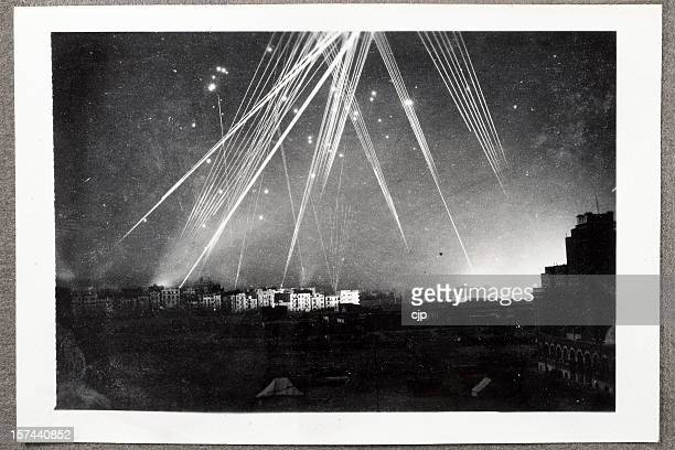 Air Raid On Alexandria Egypt