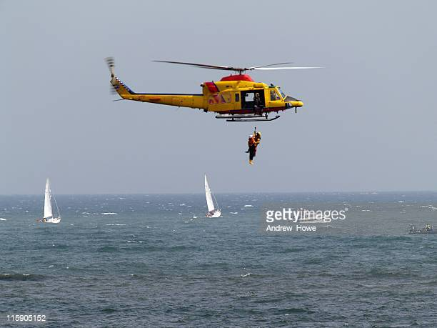 air sea rescue - rescue worker stock pictures, royalty-free photos & images