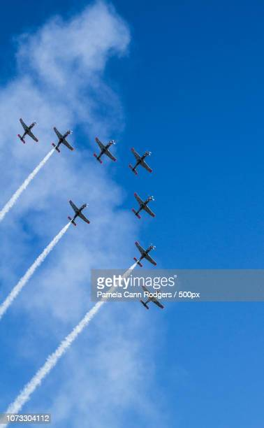 air show - pamela rodgers stock pictures, royalty-free photos & images