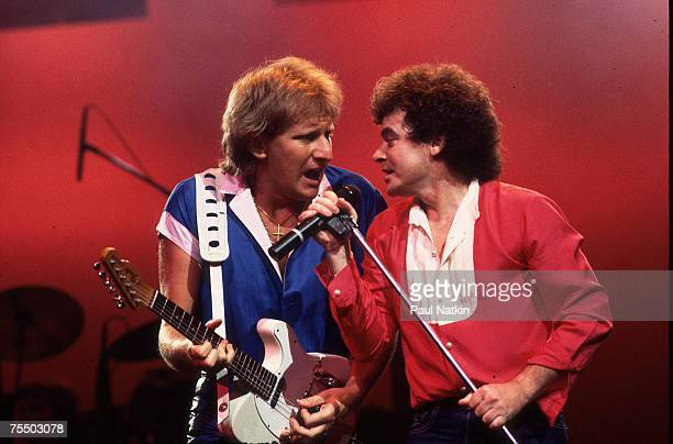 Air Supply in concert on 9/4/83 in Merrilville In in Various Locations
