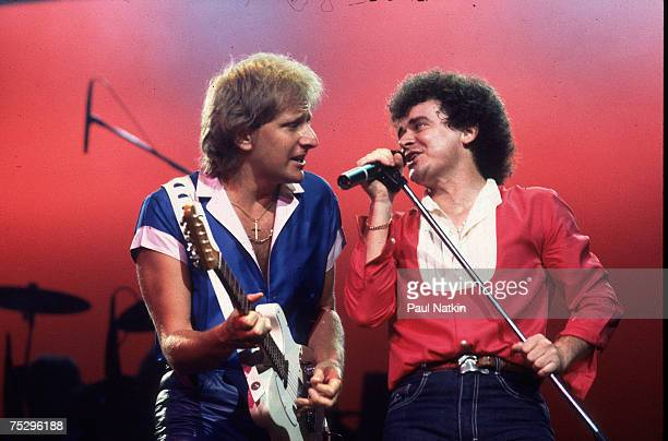 Air Supply in concert on 9/4/83 in Merrilville In
