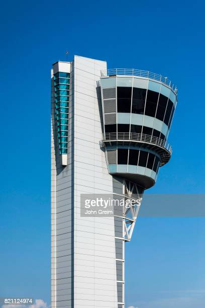 Air traffic control tower Philadelphia International Airport