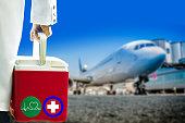 Air Transport of Organ Donation for Transplantation