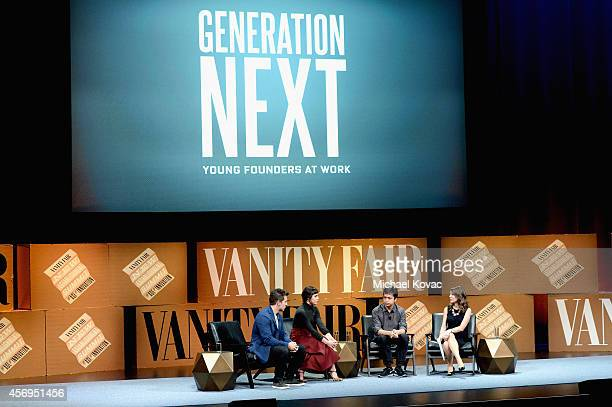 Airbnb CoFounder and CEO Brian Chesky Nasty Gal Founder Sophia Amoruso Pinterest Founder and CEO Ben Silbermann and Bloomberg TV Anchor and Moderator...