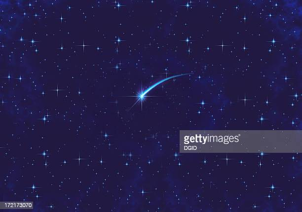 airbrushed sky (05) - The shooting Star