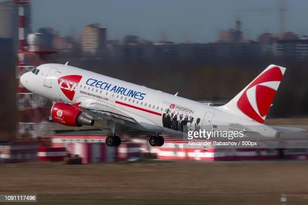 Airbus A319 CSA OK-OER