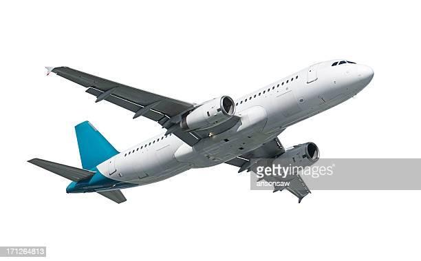Airbus A320 aeroplane