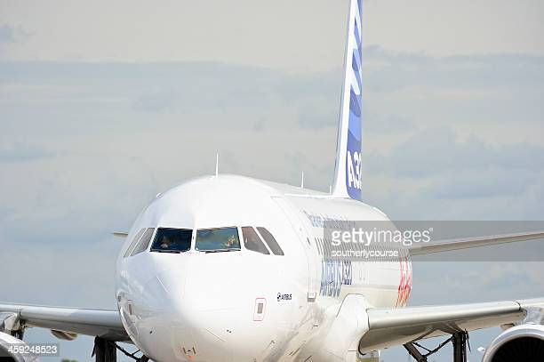 Airbus A320 at ILA Berlin Air Show 2012