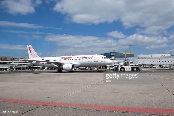 Airbus A320 Tunisair