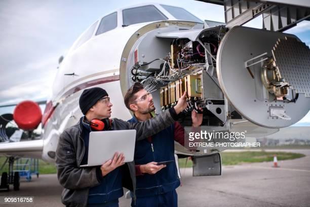 Aircraft mechanics