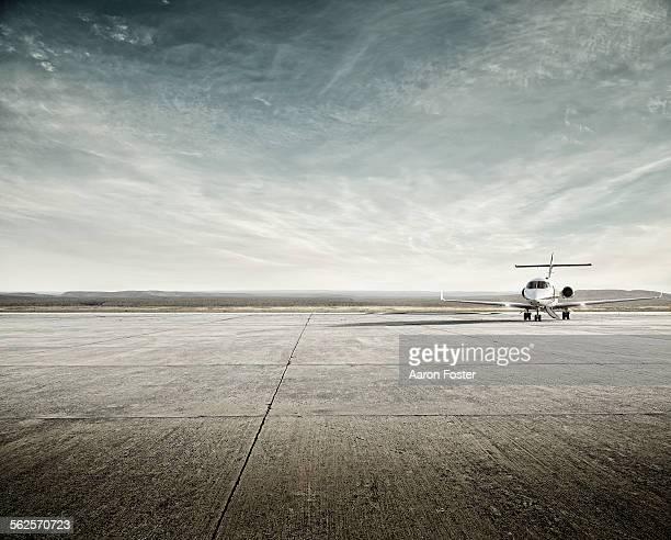 Aircraft tarmac