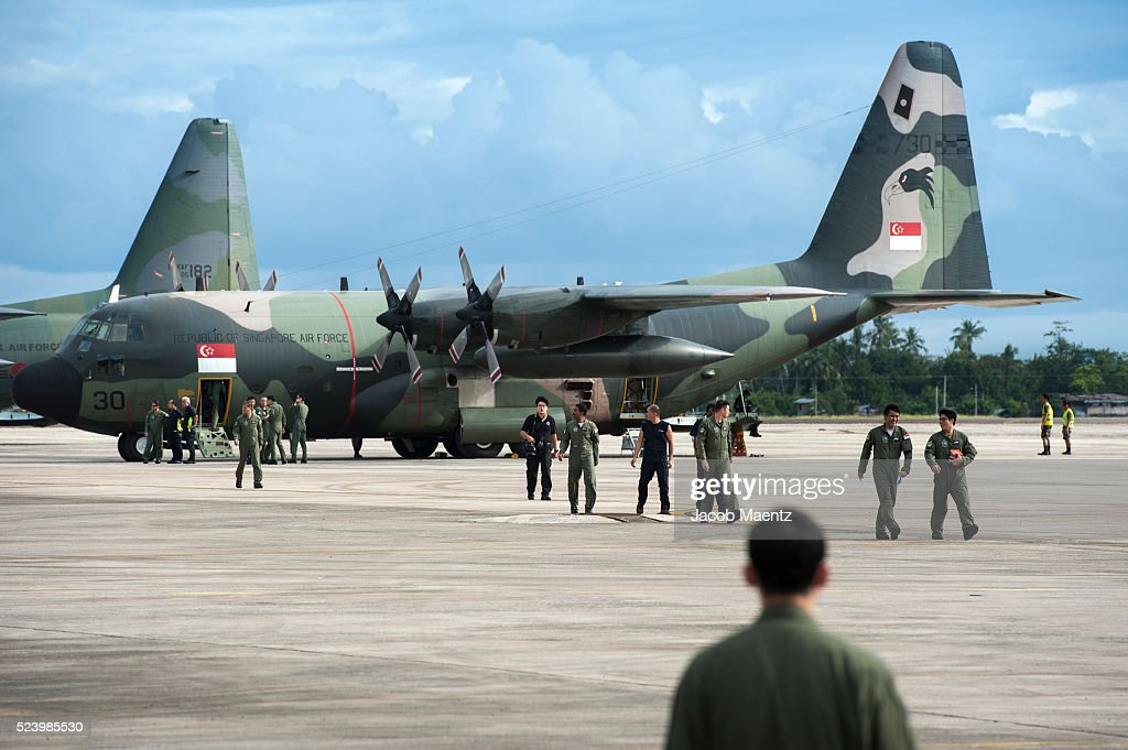 aircrafts-from-numerous-nations-have-landed-at-mactan-air-base-in-picture-id523985530