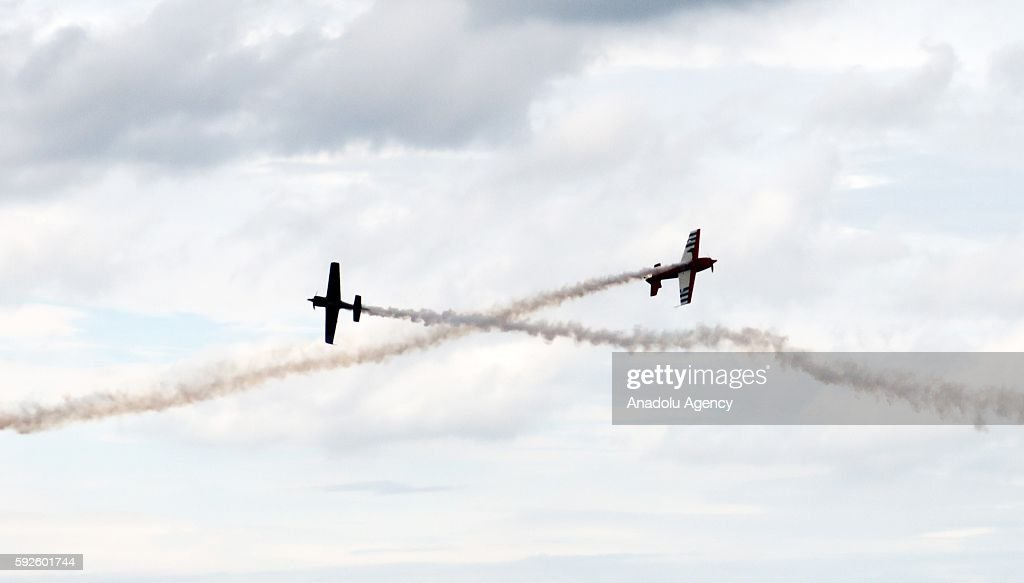 58th Chicago Air and Water Show : News Photo