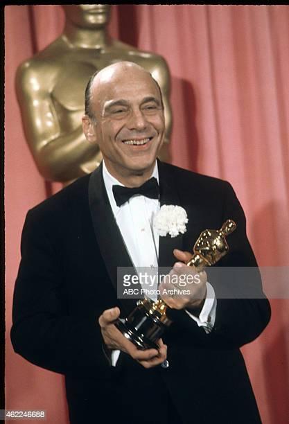 April 14 1969 JOHN GREEN WINNER BEST ORIGINAL OR ADAPTATION SCORE FOR 'OLIVER'