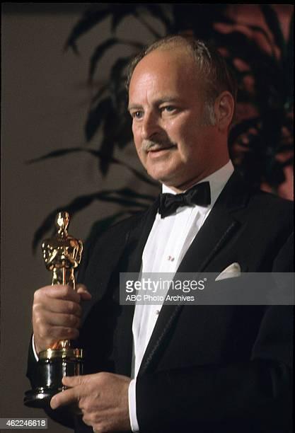 April 14 1969 PRODUCER JOHN WOOLF WINNER BEST PICTURE FOR 'OLIVER'